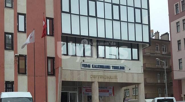 Karaman'ın Kurumlar Ve Gelir Vergisi Rekortmenleri Açıklandı