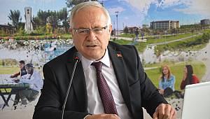 KMÜ Rektörü Ak: Ziraat, İletişim Ve Turizm Fakülteleri Kuracağız