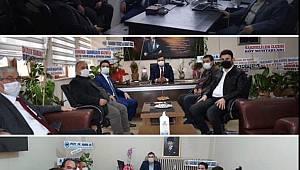KTSO Yönetim Kurulu Üyeleri Ziyaretlerini Sürdürüyor