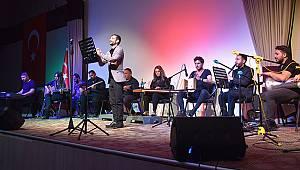 Müzik Ekibi ilk sanat müziği konserini verdi