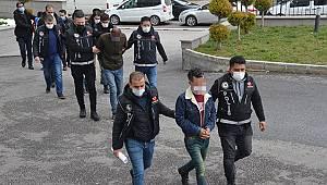 Şafak operasyonunda 7 kişi daha tutuklandı