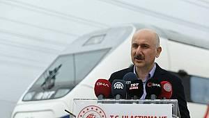 Ulaştırma ve Altyapı Bakanı Karaman'a geliyor