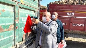 Ziraat Odası Başkanı Bayram'dan Çiftçiye Sarı Çakar Lamba Ve Reflektör Uyarısı