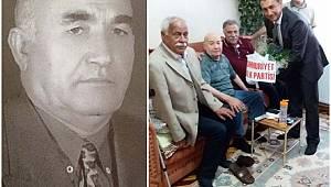 CHP Eski İlçe Başkanı Ekrem Saçlı Vefat Etti