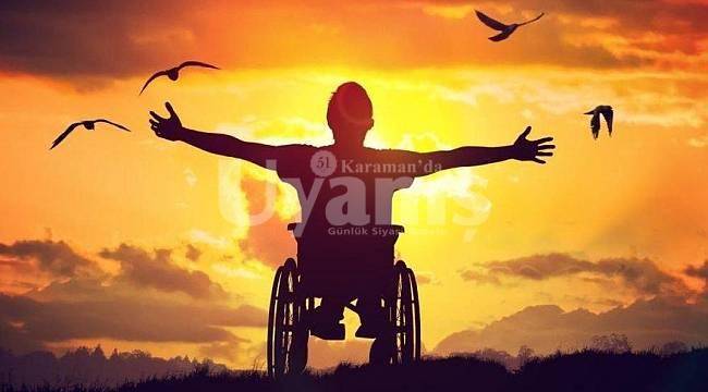Engelliler Haftası mesajları