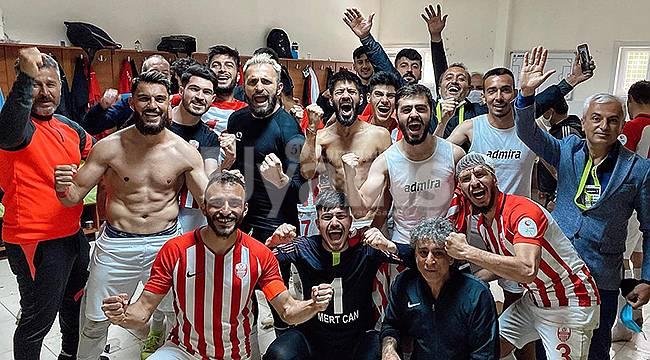 Karaman Belediyespor yeniden 3.lig'de