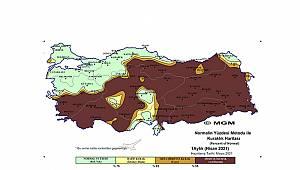 Karaman'da şiddetli kuraklık yaşanıyor