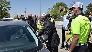 Karaman'da Trafik Haftası çeşitli etkinliklerle kutlanıyor