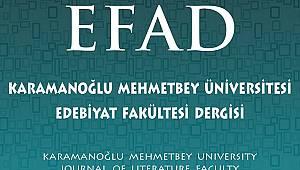 KMÜEFAD, 13 Mayıs'ta Türkçe Özel Sayısı İle Çıktı