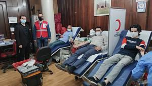 MÜSİAD'tan kan bağışına destek