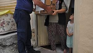 Ramazan Ayı Yardım Paketleri İhtiyaç Sahiplerine Ulaştırılıyor