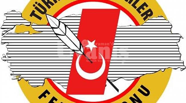 TGF: Özgür Basın Onur Meselesidir