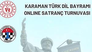 Türk Dil Bayramı Satranç Turnuvası düzenlenecek