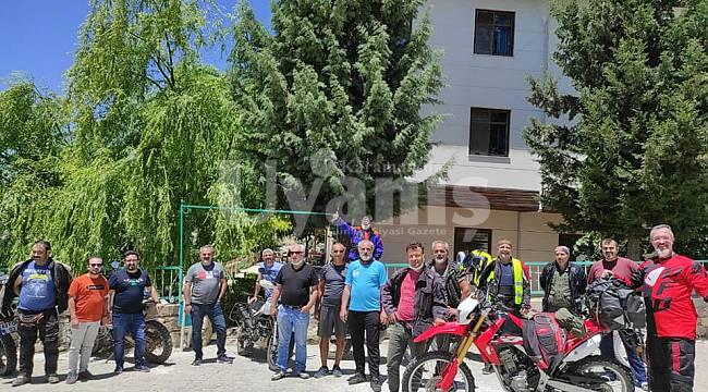 Ermenek Kros Motor Festivaline Hazırlanıyor