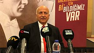 Hemşerimiz Işın Çelebi, Galatasaray Başkan Adaylığından Çekildi