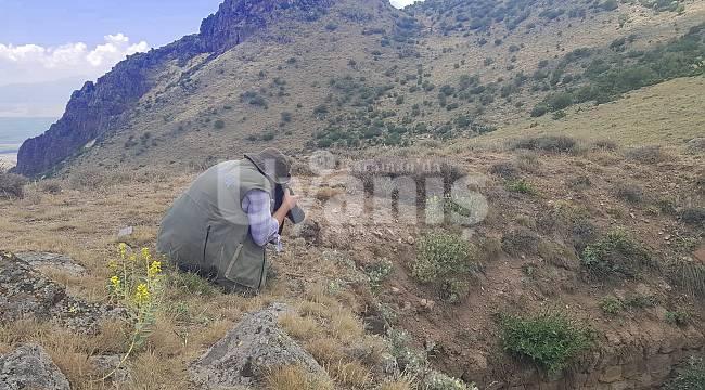 Karadağ'da Kılbasan Geveni Ve Küçük Akbaba İzlendi