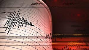 Karaman'da 3.1 şiddetinde deprem meydana geldi