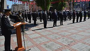 Karaman'da jandarma teşkilatı'nın 182'inci kuruluş yıldönümü kutlandı