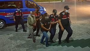 Karaman'da jandarmadan operasyon: 4 kişi yakalandı