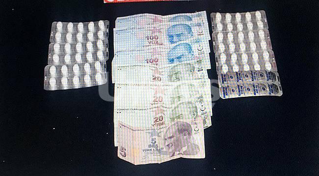 Karaman'da uyuşturucu operasyonu: 2 kişi yakalandı