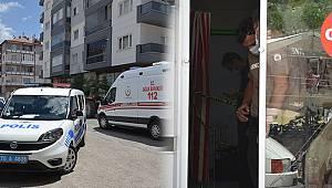 Karaman'da üzerine yük asansörü düşen işçi öldü
