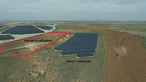 Karaman İl Özel İdaresi Güneş Enerjisi Santrali Kuruyor
