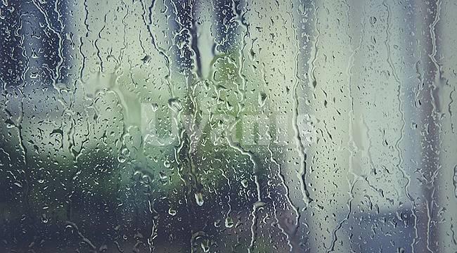 Karaman yağışlı havanın etkisine giriyor