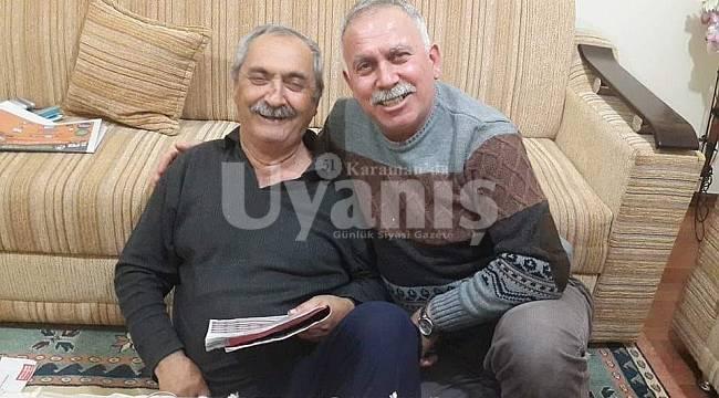 Karamanspor'un Eski Futbolcularından Şemsettin Özkur Vefat Etti