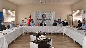 KMÜ ve OSB Yönetimi Bir Araya Geldi