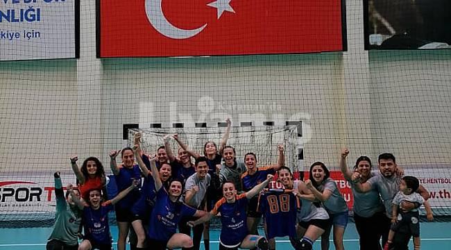 Minik Atılım Spor Kulübü'nün 1.Lige Çıkmasına 1 adım kaldı