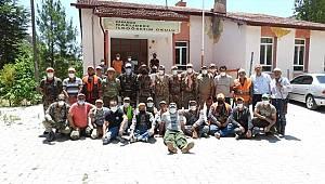 Narlıdere'de Sürek Avı Yapıldı