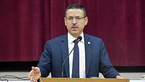 Sayıştay Başkanlığı'na Mevcut Başkan Hemşerimiz Ahmet Baş Aday Gösterilmedi