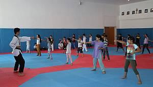 Ücretsiz GSB spor okulları başladı