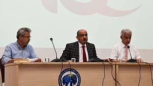 15 Temmuz'un Yıl Dönümünde KMÜ'de Darbeler Konuşuldu