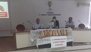 2021 Yılı Ekmekçilik Sektör Toplantısı Düzenlendi