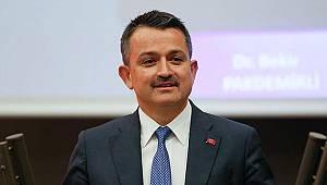 Bakan Pakdemirli'nin Karaman programı iptal edildi