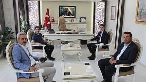 Cumhurbaşkanlığı Kabine Sekreteri Sağlam'dan Ayrancı İlçesine Ziyaret