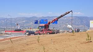 Ermenek'te çevre düzenlemeleri devam ediyor