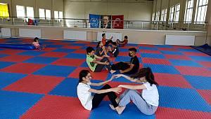 GSB Spor Okullarında Eğitimler Devam Ediyor