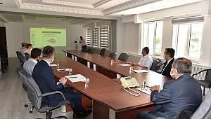 Karaman'da 2. Organize Sanayi Bölgesinin Kurulmasına İlişkin Toplantı Gerçekleştirildi