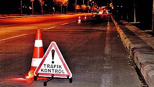 Karaman'da altı ayda 262 trafik kazası meydana geldi