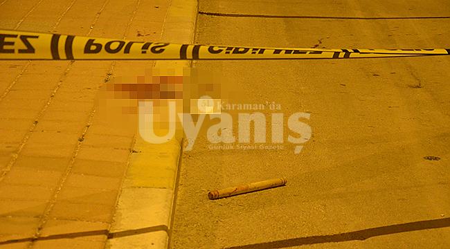 Karaman'da düğünde çıkan kavgada 2 kişi bıçaklandı