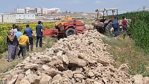 Karaman'da işçi tarlada ölü bulundu