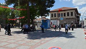 Karaman'da kovid 19 vakalarda yüzde 100 artış yaşanıyor