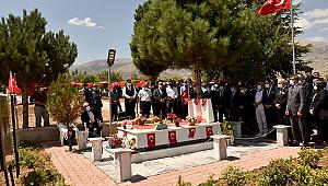 Karaman'da Vatan İçin Can Veren Şehitlerimiz Yâd Edildi