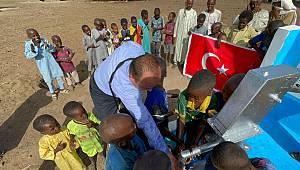 Karaman'dan Afrika'ya Uzanan Yardım Eli