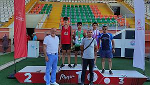 Karamanlı Atletler Mersin'den Madalyalarla Döndü