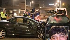 Karamanlı Genç Hollanda'da Geçirdiği Kazada Hayatını Kaybetti