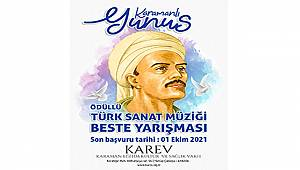 KAREV'den Yunus Emre için Büyük Organizasyon