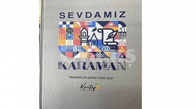 KARTAP'ın 'Karaman Çalıştay'ı' Kitap Oldu